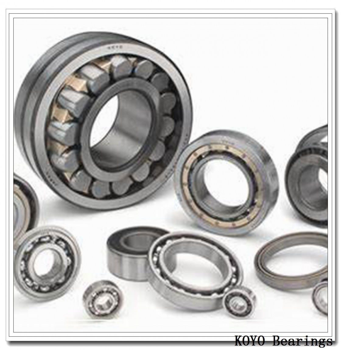 KOYO 24068RHA spherical roller bearings