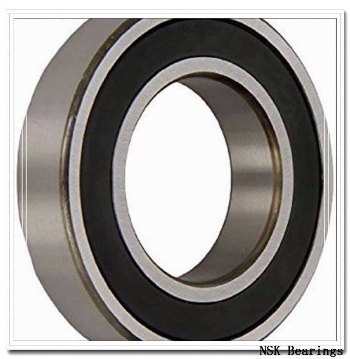 NSK 7212BEA angular contact ball bearings