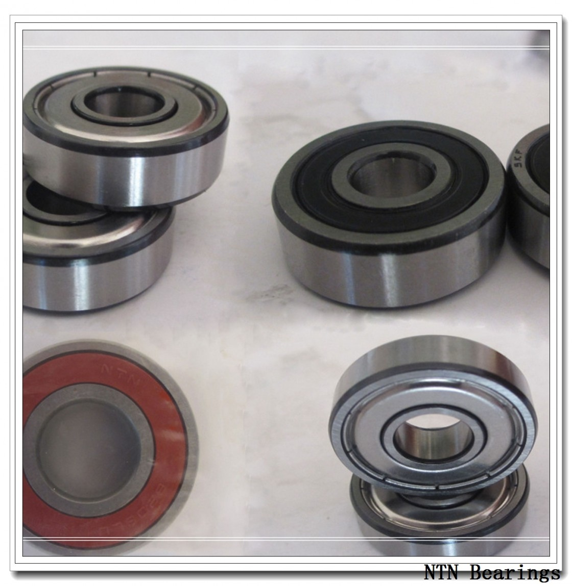 NTN NJ224E cylindrical roller bearings