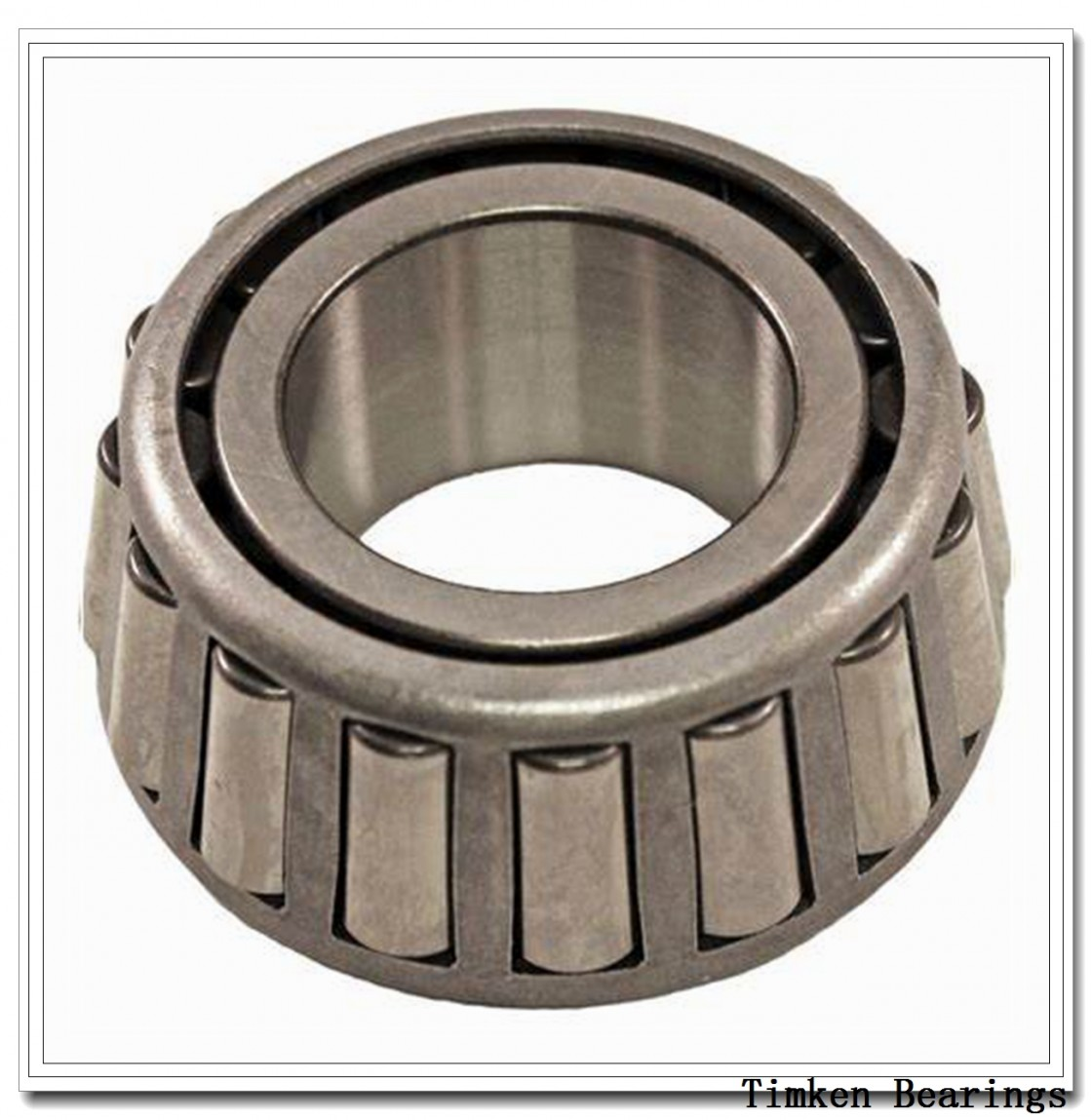 Timken LM125748/LM125711 tapered roller bearings