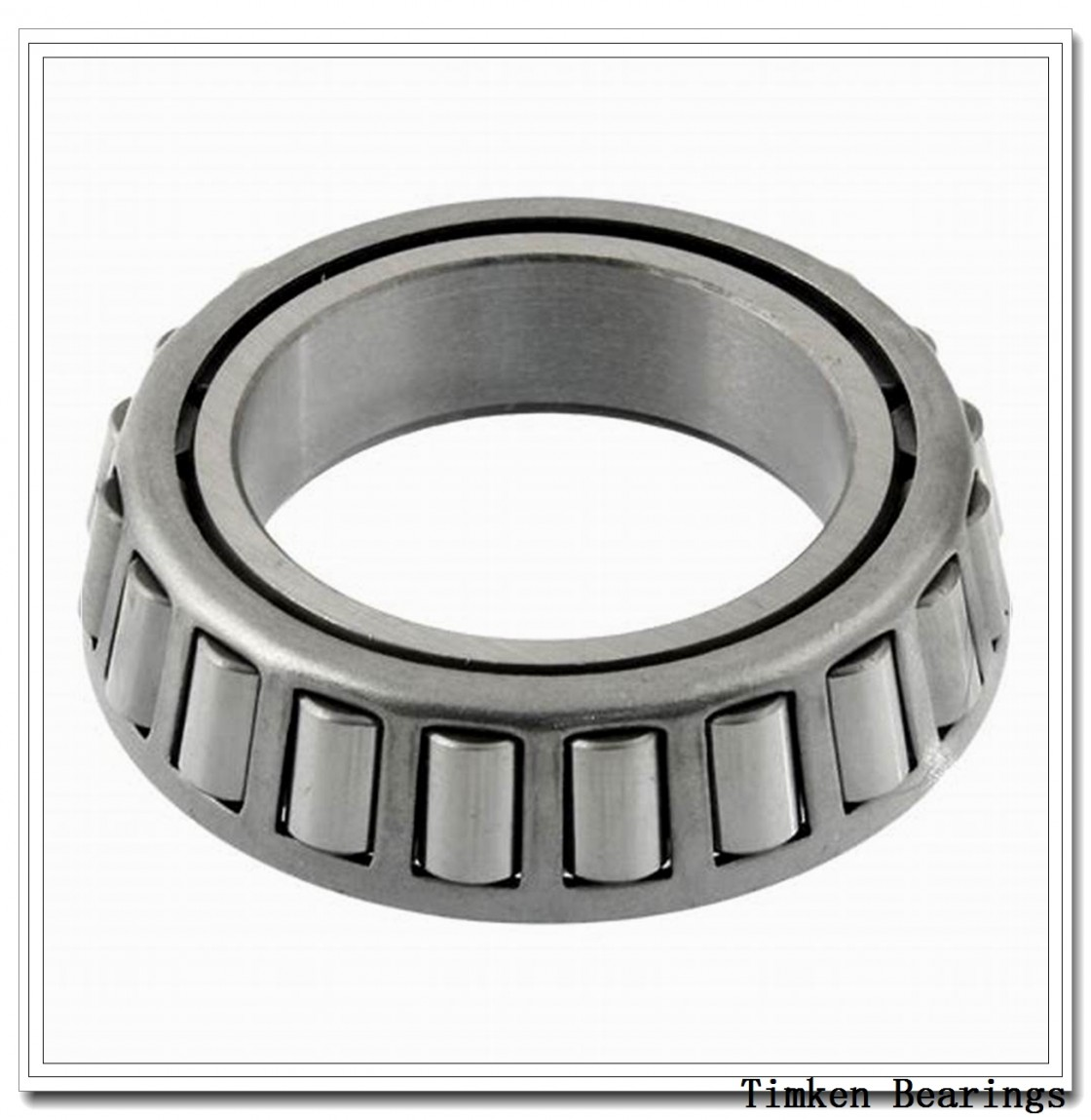 Timken 29585/29520B tapered roller bearings