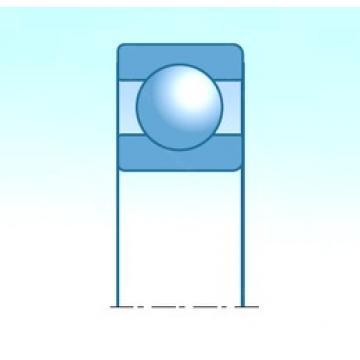 NSK B25-83 C3 deep groove ball bearings