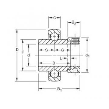 Timken SM1213KB deep groove ball bearings