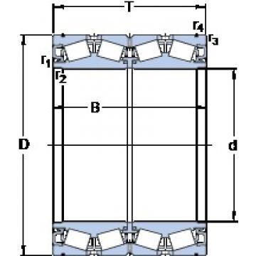 SKF BT4B 334015 G/HA1VA901 tapered roller bearings