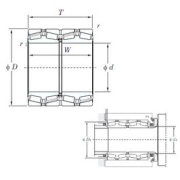 KOYO 47340 tapered roller bearings