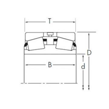 Timken 95474D/95975 tapered roller bearings