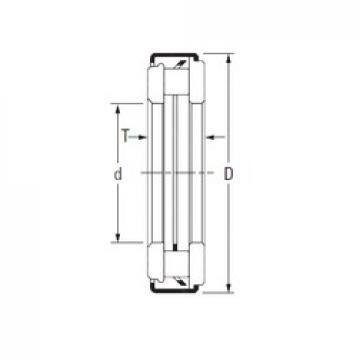 KOYO ARZ 7 12 26,4 needle roller bearings