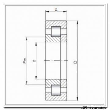 ISO MF85ZZ deep groove ball bearings