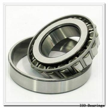 ISO GE100DO plain bearings