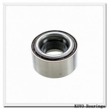 KOYO 6015-2RS deep groove ball bearings