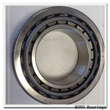 KOYO NU38/500 cylindrical roller bearings