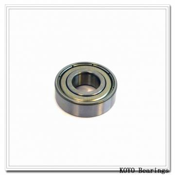 KOYO 6300 deep groove ball bearings