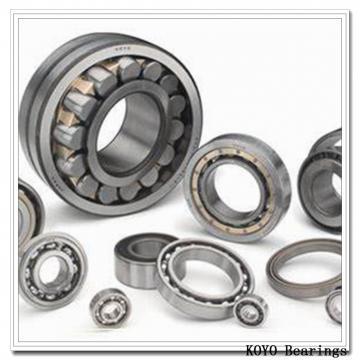 KOYO NUP207 cylindrical roller bearings