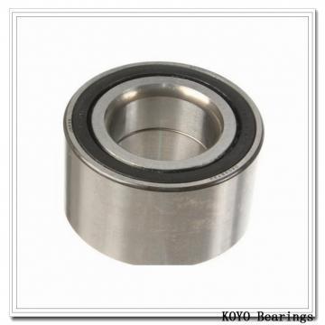 KOYO SA207-21 deep groove ball bearings