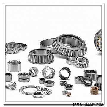 KOYO ACT021BDB angular contact ball bearings