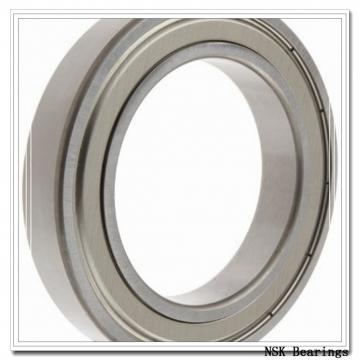 NSK 638 VV deep groove ball bearings