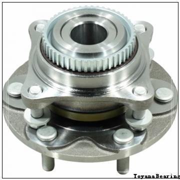 Toyana 6208-2RS deep groove ball bearings