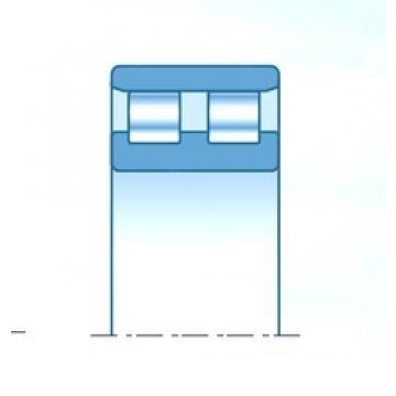 NTN NN4052C1NAP4 cylindrical roller bearings