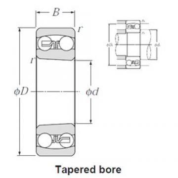 NTN 2216SK self aligning ball bearings