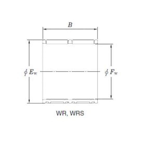 KOYO WRSU374235 needle roller bearings #2 image