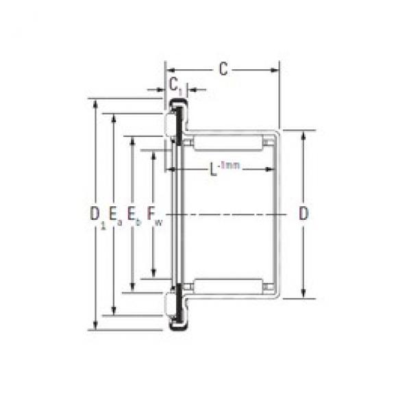 KOYO RAXF 715 complex bearings #2 image