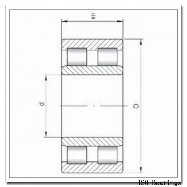 ISO DAC42820036 angular contact ball bearings #1 image