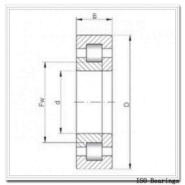 ISO E15 deep groove ball bearings #1 image