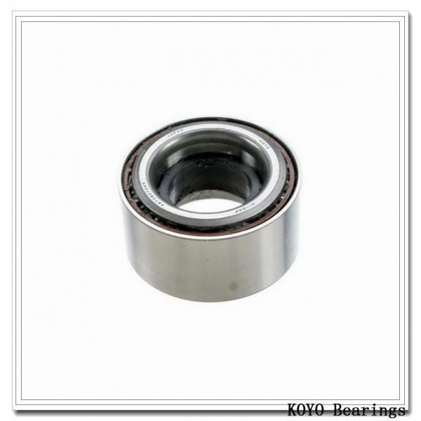 KOYO NAP207 bearing units #1 image