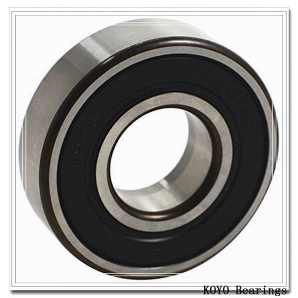 KOYO 639ZZ deep groove ball bearings #1 image