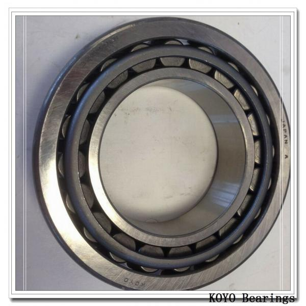 KOYO AX 6 14 needle roller bearings #1 image