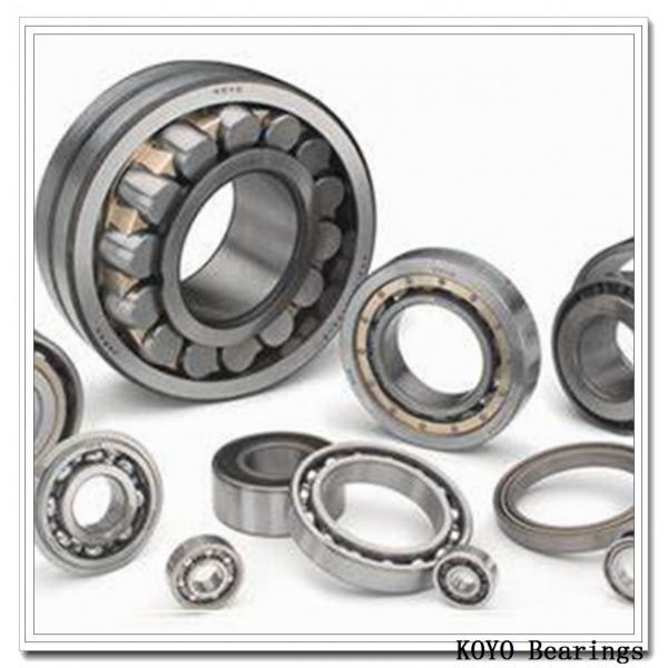 KOYO 6301Z deep groove ball bearings #1 image