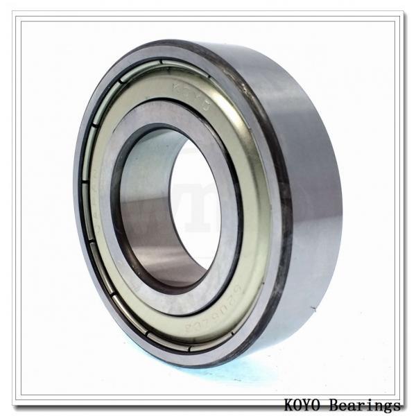 KOYO 2884/2820 tapered roller bearings #1 image