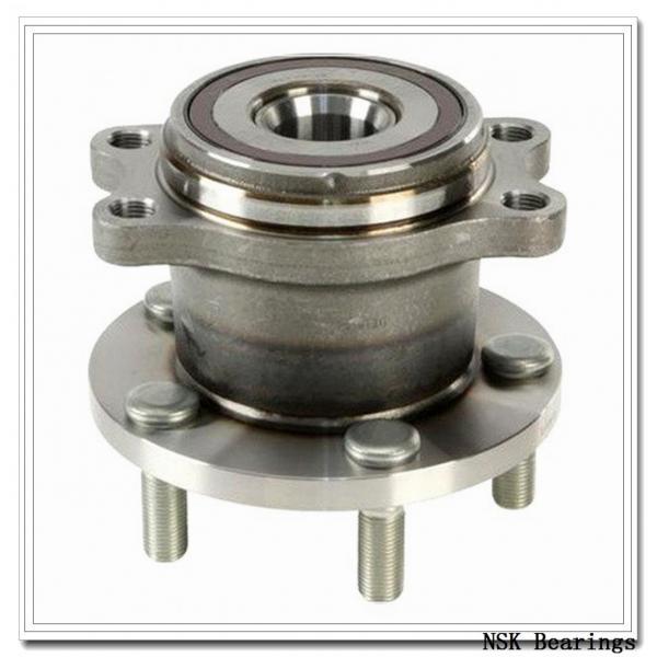 NSK NU205EM cylindrical roller bearings #1 image