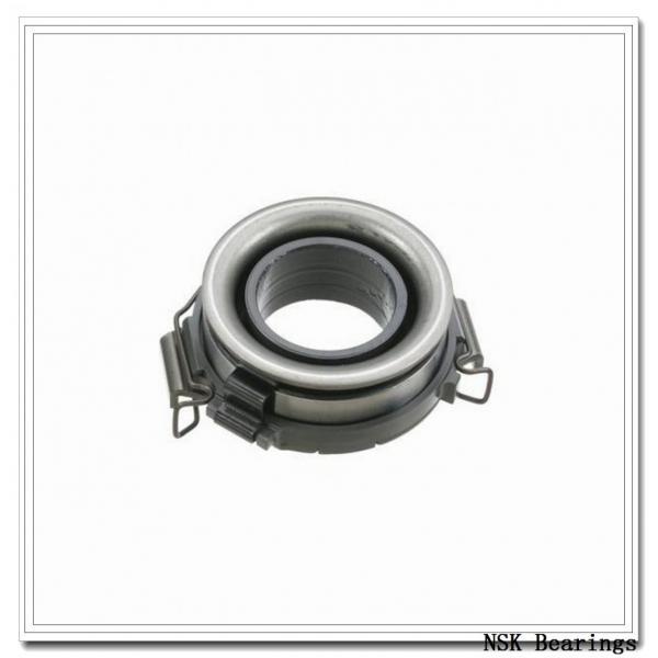 NSK 7284B angular contact ball bearings #1 image