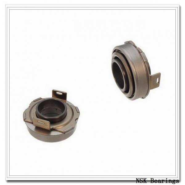 NSK 7913 A5 angular contact ball bearings #1 image