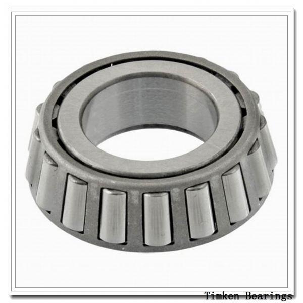 Timken 150TVL701 angular contact ball bearings #1 image