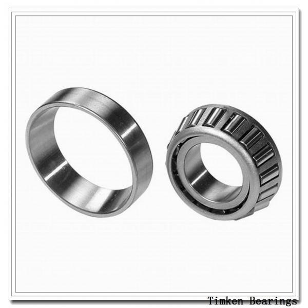 Timken RNAO40X50X17 needle roller bearings #1 image