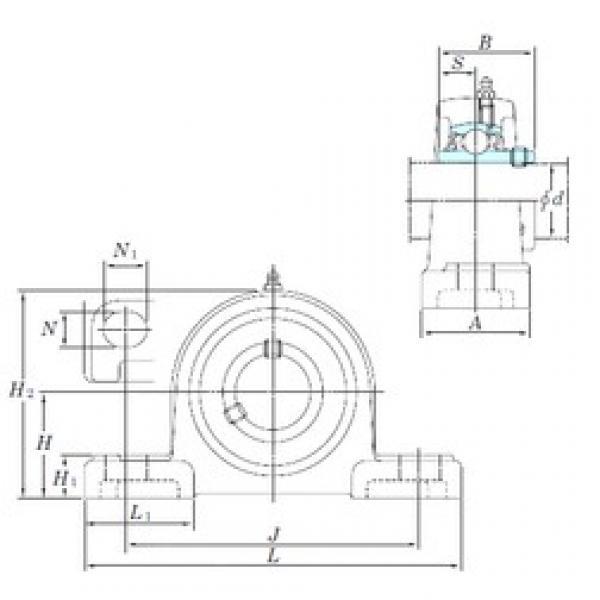 KOYO UCP205-15SC bearing units #2 image